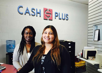 About Cash Plus Inc.