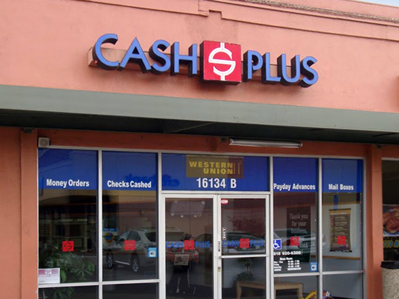 Cash Plus North Hills, CA 91343