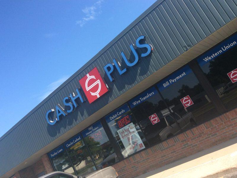 Cash Plus Traverse City, MI 49684