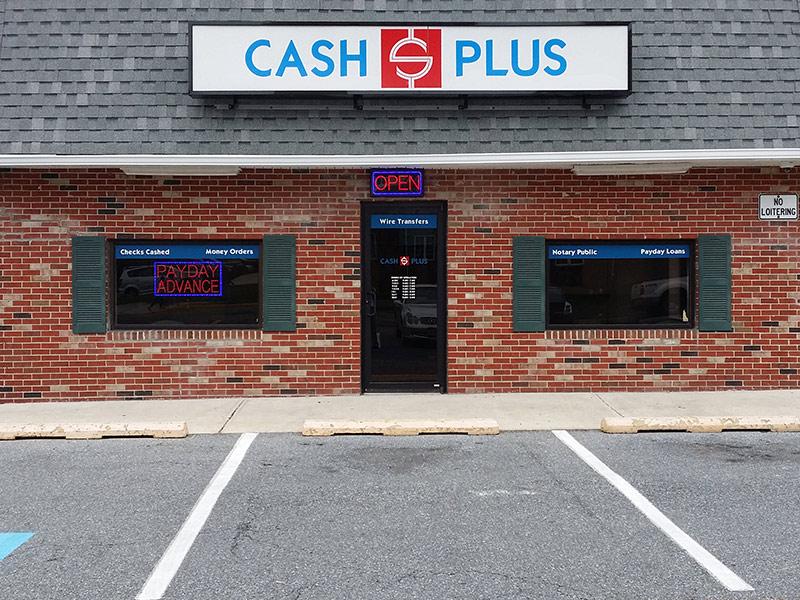 Cash Plus Dover, DE 19904
