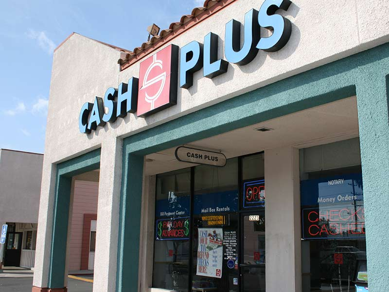 Cash Plus Anaheim, CA 92804