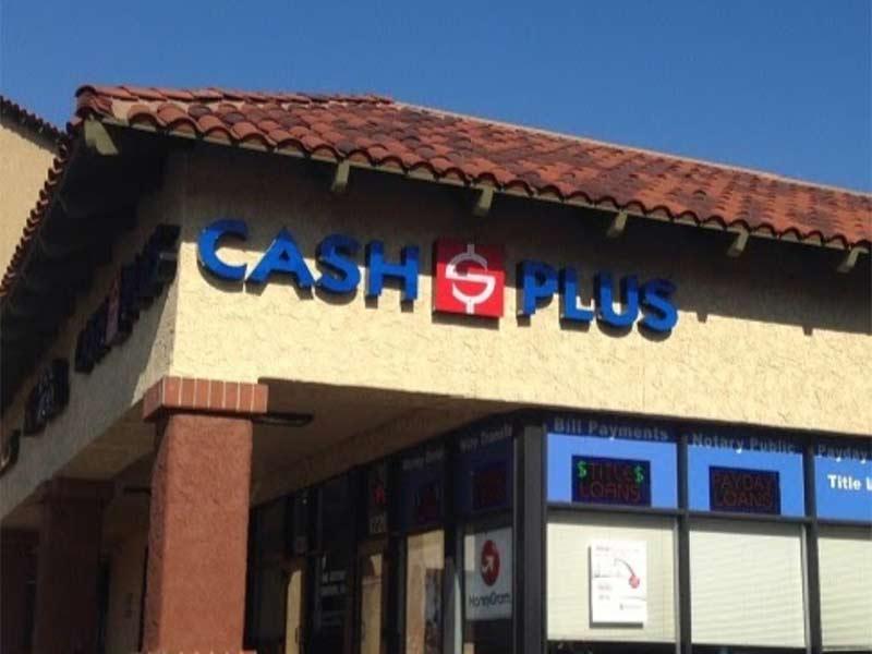 Cash Plus Chino, CA 91710