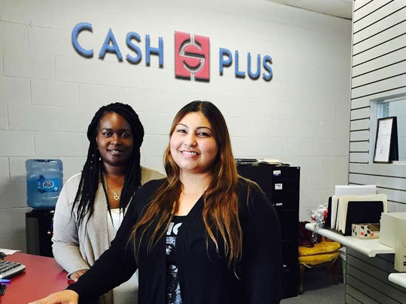 Cash Plus Hawaiian Gardens, CA 90716