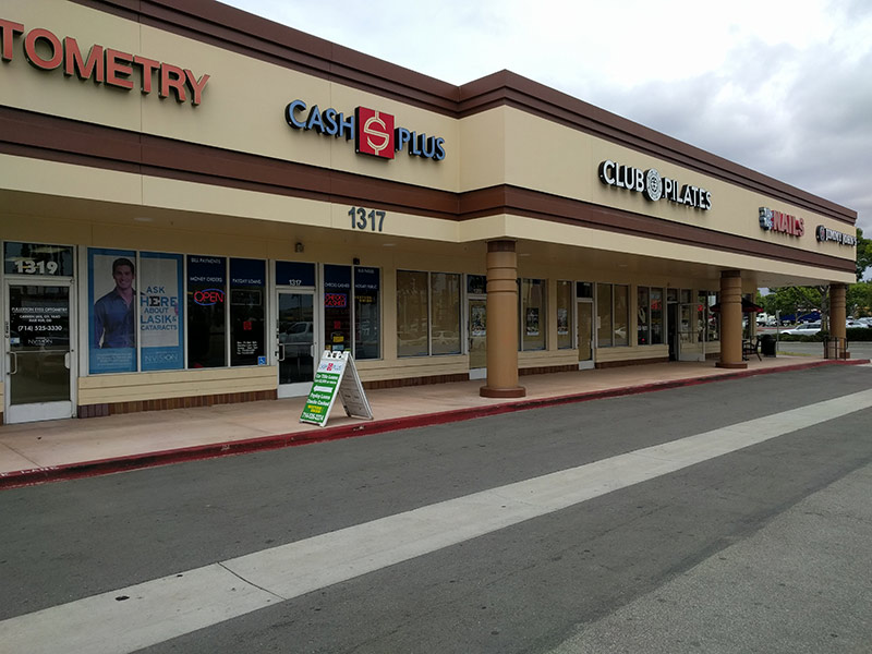 Cash Plus Fullerton, CA 92832